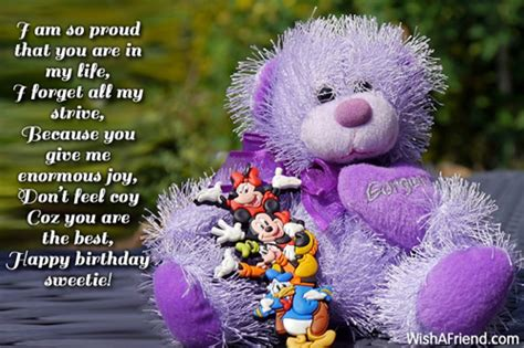 Color For Happy I Am So Proud That You Daughter Birthday Message