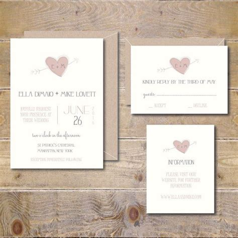 Wedding Invitation 12 X Jpegs by Oltre 25 Fantastiche Idee Su Biglietti Di Ringraziamento