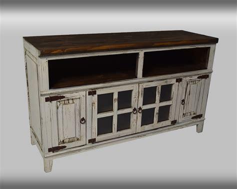 antique white tv cabinet antique white hacienda tv stand free dfw delivery pfc mo