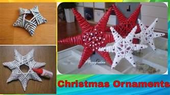 ornaments for home decor diy handmade christmas ornaments home decor xmas ideas