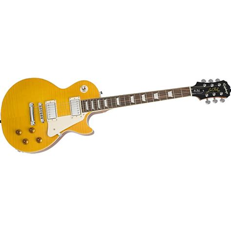 les paul standard plus review epiphone electric