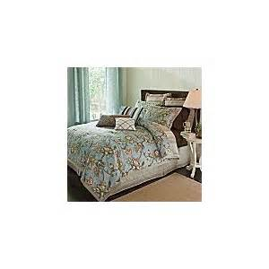 jcpenney clearance linden 174 aqua floral bedding