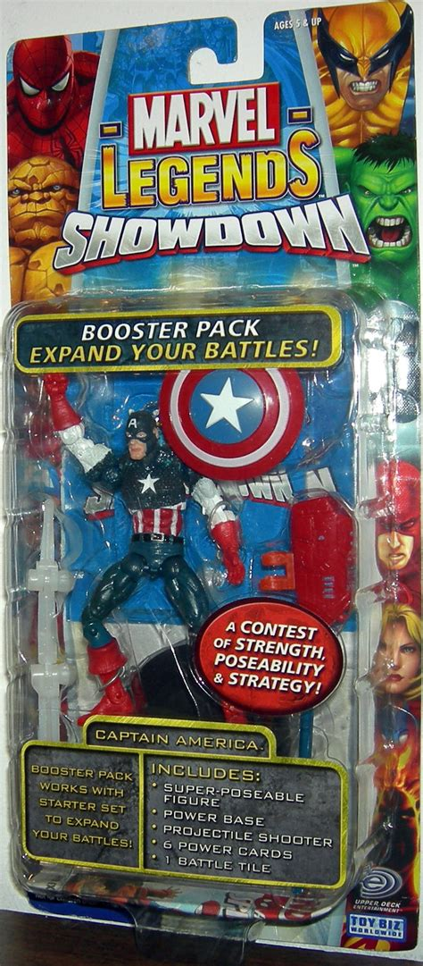 Figure Transformers Shs captain america figure marvel legends showdown