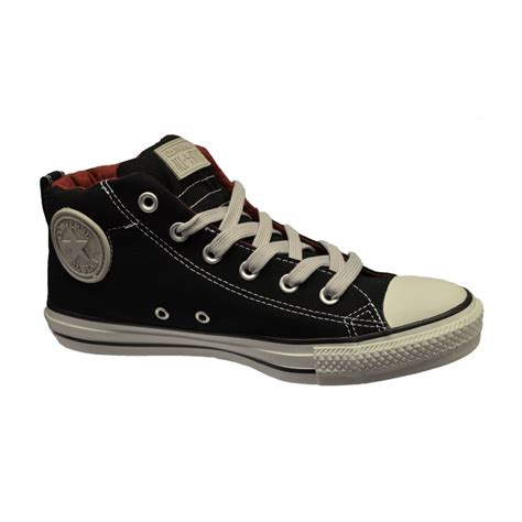St Coverse converse converse ct mid black oyster b11 unisex trainers converse from brands