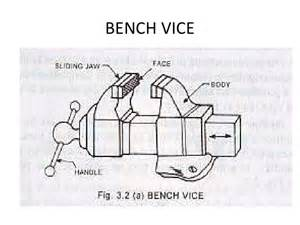 Metal Bench Vice Fitting 2