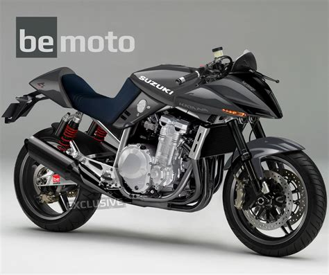 Suzuki Katana Suzuki Katana Concept Bike A Modern Take On The Katana