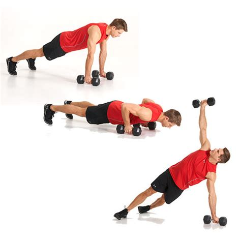 2 arm dumbbell swing the spartacus workout