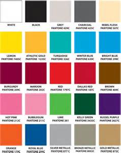 pantone color codes mixed colors chart ink color chart colours