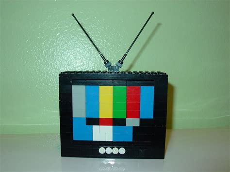 tv pictures lego tv by doomguy1001 on deviantart