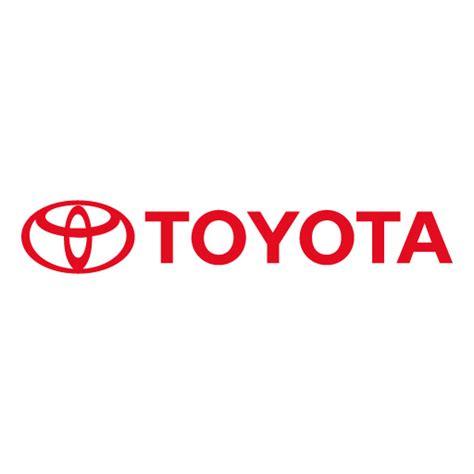 toyota ai toyota flat logo vector logo toyota