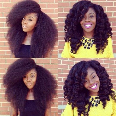 marly braid hair crocheting and curling it to look natural and how to make updo look natural this is cute believe its crochet braids with marley hair
