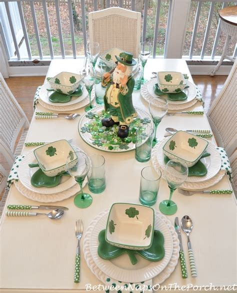 Day 6 Table Settings As by St S Day Table Setting And Decorations