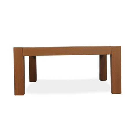 40 inch square coffee table lloyd flanders 288044 mesa 40 inch square resysta cocktail