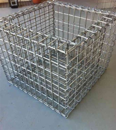 build   gabion planter kit gabion cages gabion