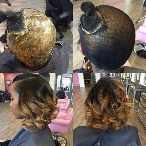 how to weave hair using wrappit styling strips best 25 quick weave hairstyles ideas on pinterest