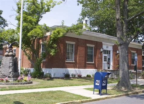 Bordentown Post Office by Wolfenotes 187 New Deal Mural Prompts Troubling