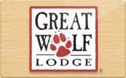 Great Wolf Lodge Gift Card - great wolf lodge gift certificates gift ftempo