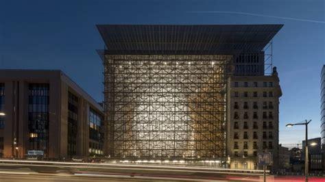 sede consiglio europeo 232 palazzo europa la nuova sede consiglio europeo