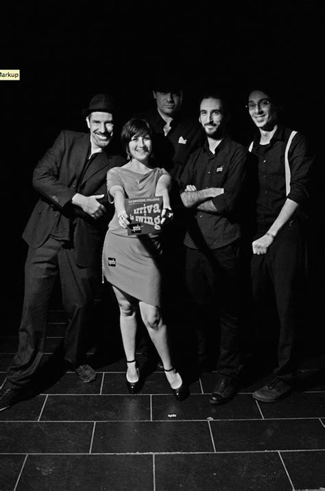 swing roma swing band rome hire swing jazz band rock and roll