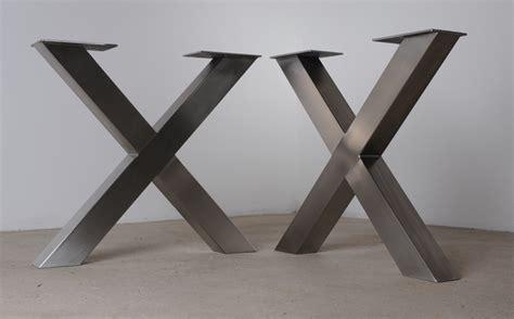 Tischgestell Metall Selber Bauen by Tischgestelle Maintisch