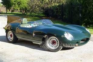 Jaguar D Type Replica Sold Jaguar D Type Replica Auctions Lot 50 Shannons
