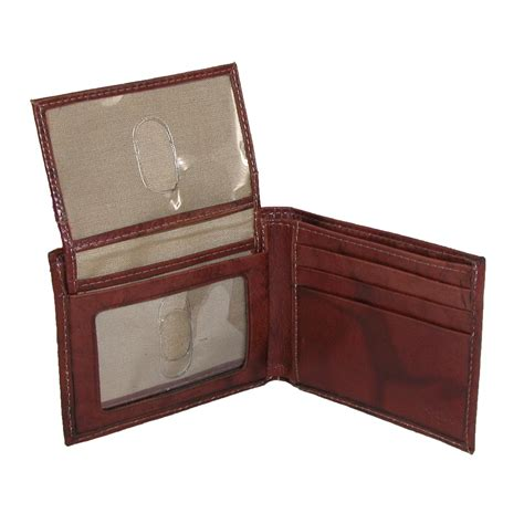 Bifold Wallet mens leather pocketmate billfold wallet by dockers