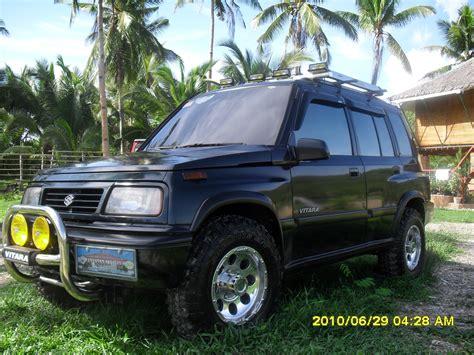 Suzuki Vitara 1997 3starsandasun 1997 Suzuki Vitara Specs Photos