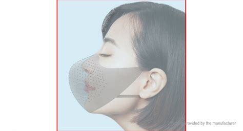 Xiaomi Mijia Airwear Masker Anti Polusi Pm2 5 16 05 authentic xiaomi mijia airwear pm2 5 anti antibacterial mask breathable