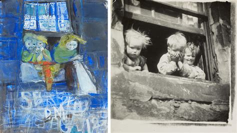 joan eardley a sense joan eardley at the scottish national gallery of modern art the week portfolio
