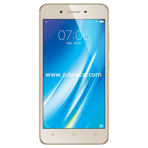 Promo Tpu Vivo Y53 2017 5 0 Inchi Softcase Shining List Chro vivo y53 specifications price features review