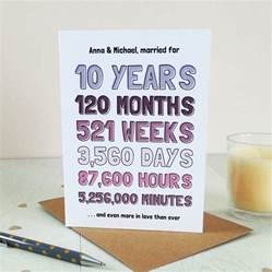 personalised milestone anniversary card by cloud 9 design notonthehighstreet