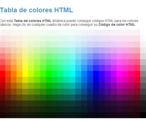 colores html m 225 s de 25 ideas fant 225 sticas sobre colores hexadecimales en