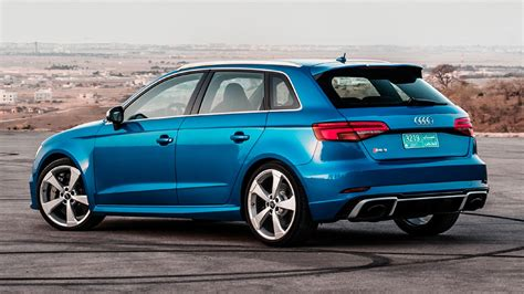 Audi A3 Rs3 by Audi Rs3 Sportback 2017 Review Car Magazine