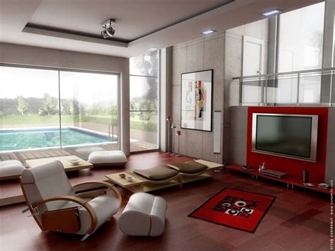 modern living tv 40 contemporary living room interior designs