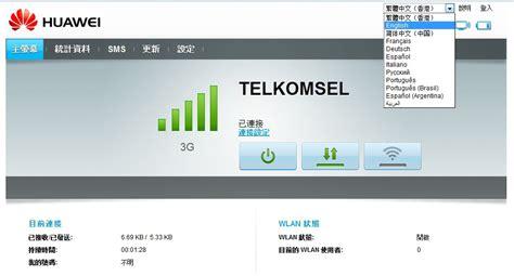 Wifi Jumper Telkomsel panduan setting modem huawei e5330 jumper telkomsel