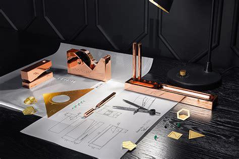 desk designer tool a stapler never looked so sleek tom dixon s designer desk tools are sure to make every