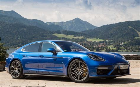New Porsche Panamera Turbo Launched In India Carzgarage