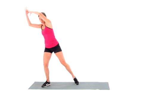 the burning stride and strength workout livestrong