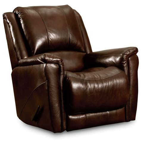 lane leather swivel rocker recliner lane 1316 bryce wall saver recliner discount furniture at