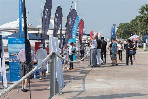 marina boat show ocean marina pattaya boat show to be held on november 23