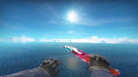 Gut Knife Ultraviolet Bs gut knife counter strike global offensive