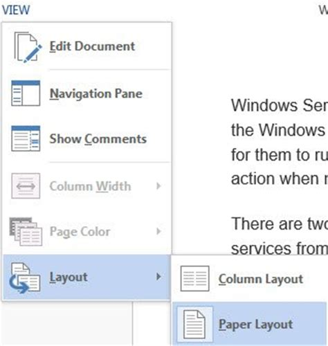 word reading layout everything you need to know about word 2013 read mode