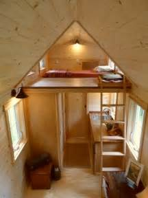 tiny house with loft ynez tiny house on wheels by oregon cottage company