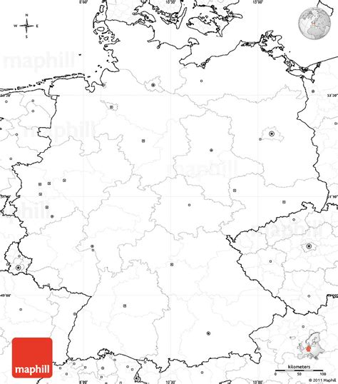 labeled map of germany blank simple map of germany no labels