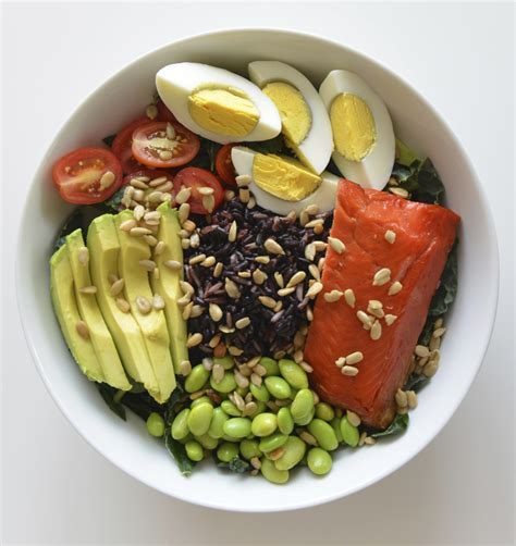 protein bowl an athlete food favorite the protein power bowl athlete