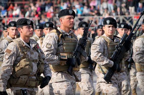 fuerzas especiales en fuerzas especiales de chile parte 2