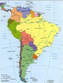 map of south america cities pin map of tropical rainforest inthe the on
