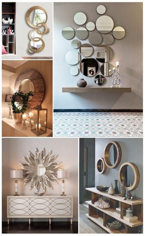 decorar paredes salon con espejos decorar con espejos 161 40 preciosas ideas para tu hogar
