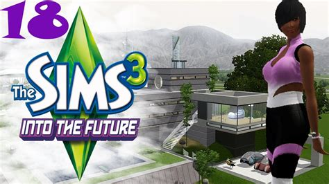 the future let s play let s play the sims 3 into the future part 18 he went