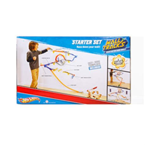 hot wheels wall tracks starter set nephew and niece
